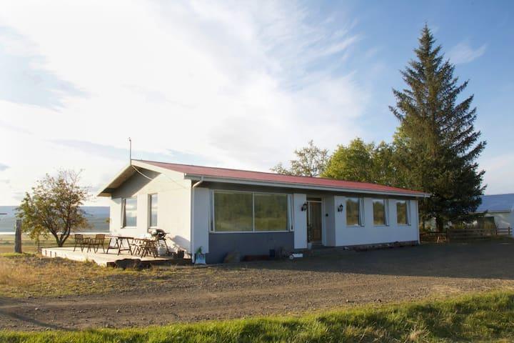 Finnsstaðir Horse Ranch