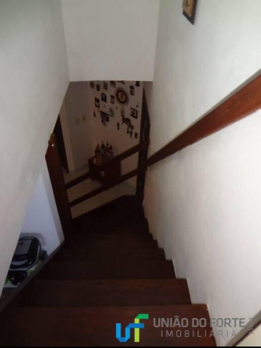 Escada para suite