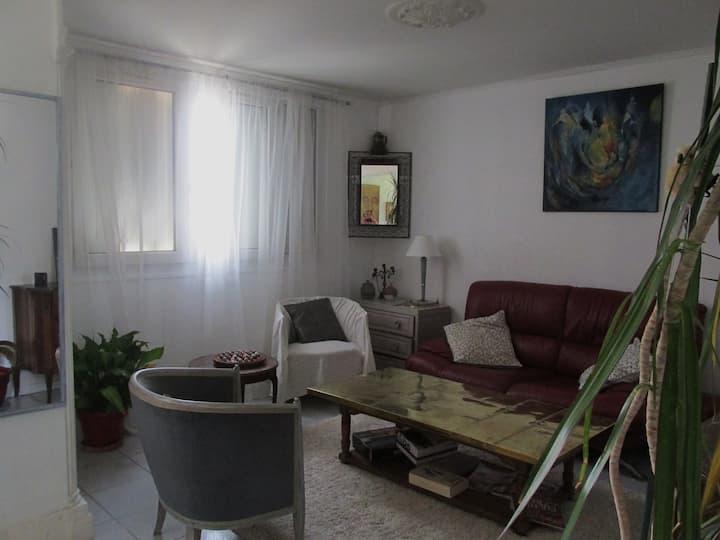 Chambre très confortable  à coté  Cité de l'Espace