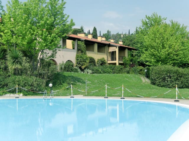 Terraced house 105 m² Golf Green Residence in Manerba for 6 persons