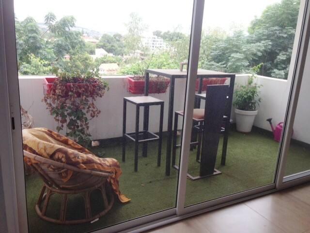 Appartement cosy et idéalement situé - Antananarivo - Apartamento