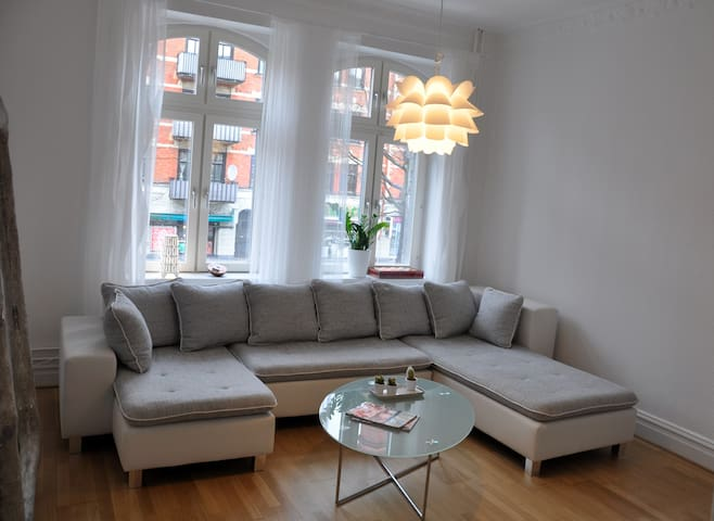 Lovely 2-room apartment in trendy Möllan quarter
