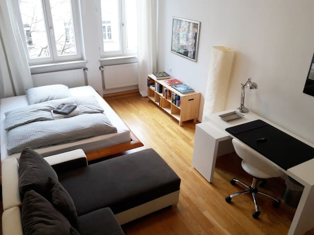 My Home in Downtown MUNICH