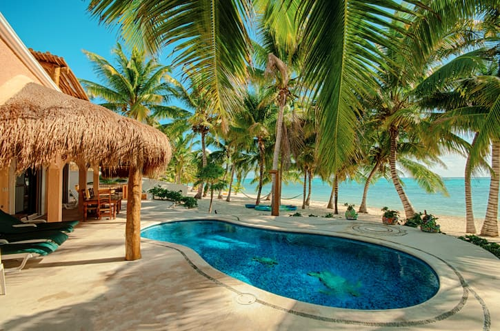 Crystal Sand Exquisite Beach & Pool - Tulum - Villa