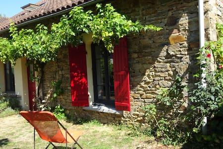 Petite maison de hameau - Firbeix - House