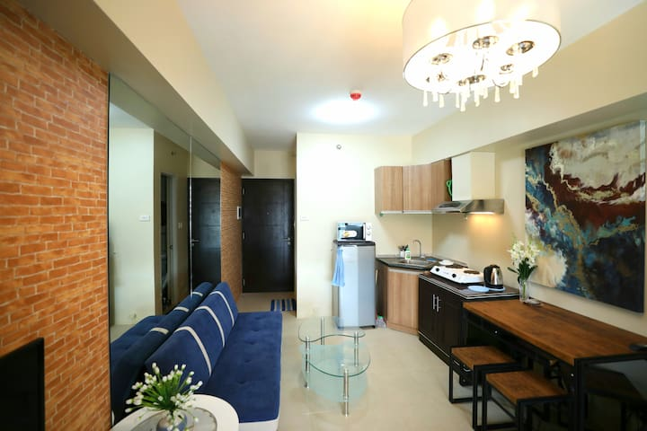 Cozy Studio Unit in Avida Towers Riala with Wifi