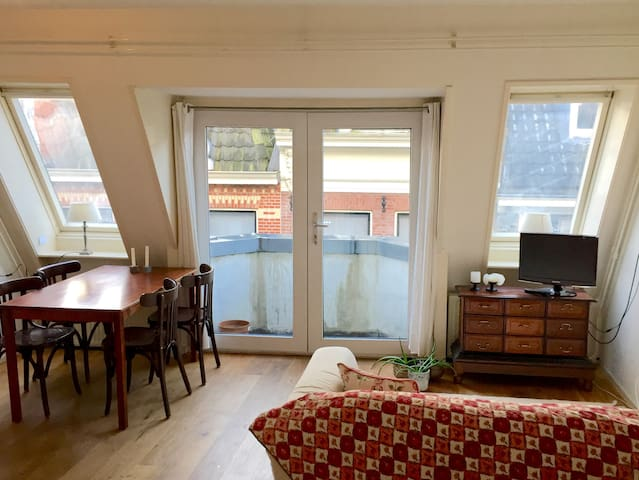 Lovely apartment in the centre of Amsterdam - Amsterdam - Daire
