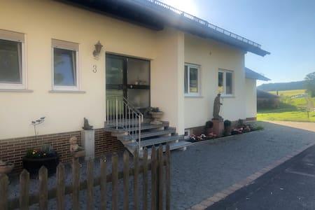 Ferienwohnung Kleines Hufeisen, Rhön, Hessen
