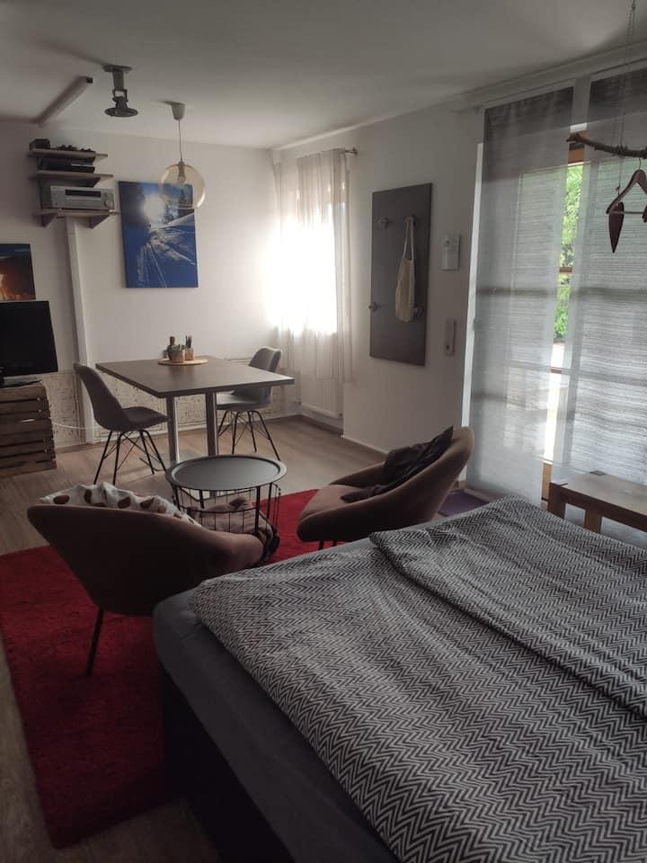 Nette 1-Zimmer Ferienwohnung im Allgäu