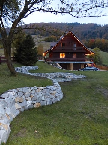 Alpin Chalet KUHSTALL
