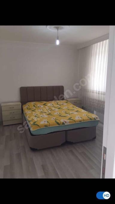 1 king size double bed - bedroom 1