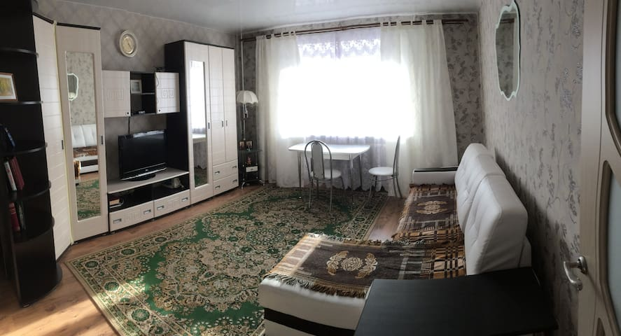Cute appartment close to downtown - Kirov - Lägenhet