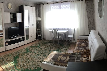 Cute appartment close to downtown - 基洛夫 - 公寓