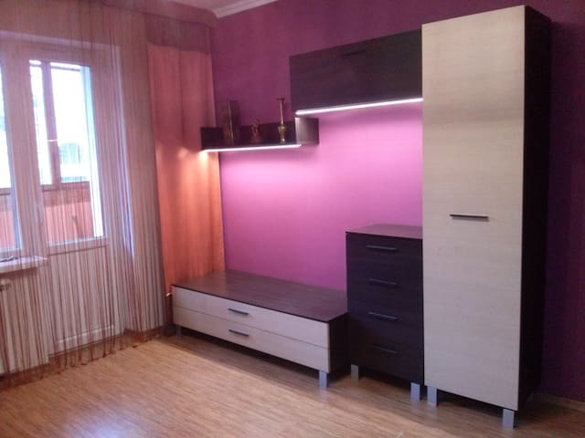 Comfortable apartment, 30 min to the city center