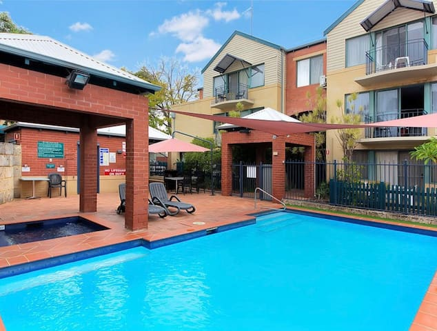 Experience the Best of Inner City Living with Pool