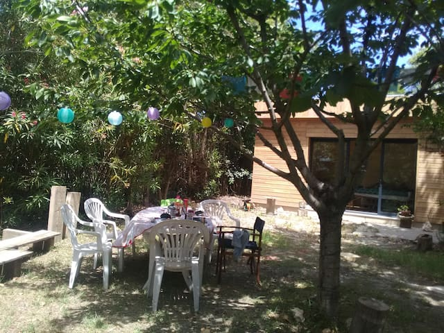 Cosy house in Arles with beautifull garden