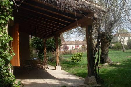 CHALET ACOGEDOR MUYCERCA DE SEGOVIA - Navas de Riofrío - 独立屋