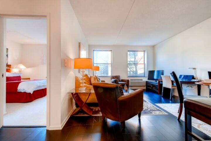Cozy 1 Bedroom in Morristown New Jersey!