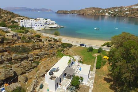 Beach Villa - Milopotas - Villa