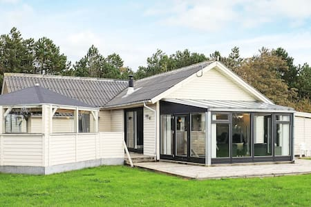 Enticing Holiday Home in Midtjylland near Sea
