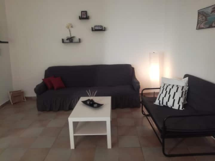 Nefeli's home