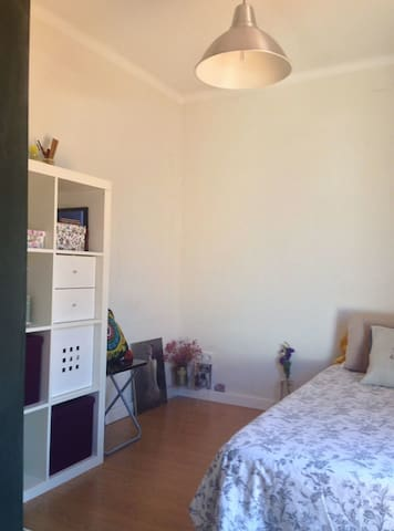 2 Rooms in a duplex. Green area in Barcelona