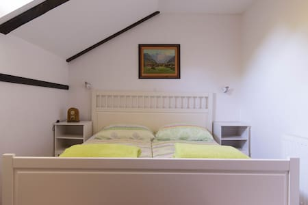 Attic Double Room - Bled