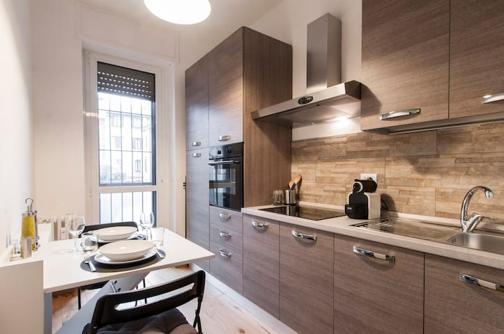 Cozy Apartment in the heart of Milan - Milão - Apartamento