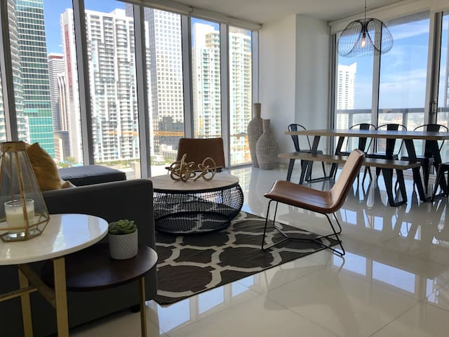 ***Icon  Brickell*** Following CLEANING Guidelines