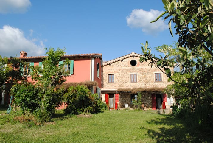 Farmhouse in Tertulia - C'era una volta - Vicchio - Bed & Breakfast