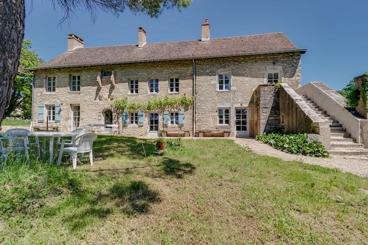 Gîte de l'Arvolot - Maison rénovée au calme