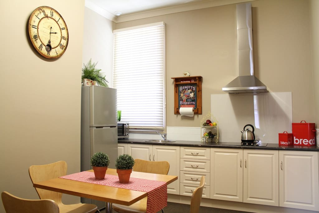 Hostess kitchen