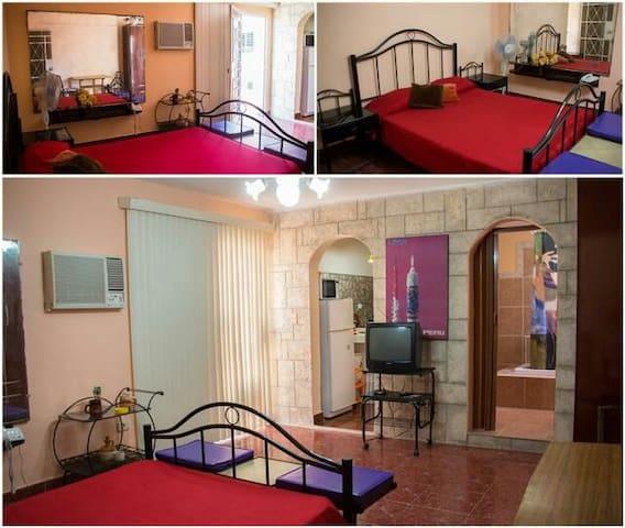 Casa Lizette - La Habana, Miramar, Playa - Appartement