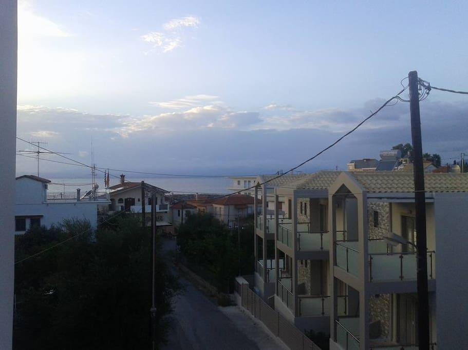 Α όροφος .sea view