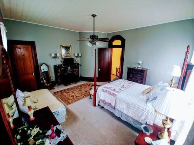 Princess Cassandra Room - 1873 Victorian Rose