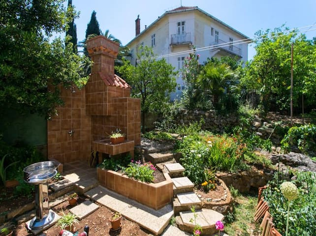 Apartment Domenica - Two Bedroom Apartment with Terrace and Garden View