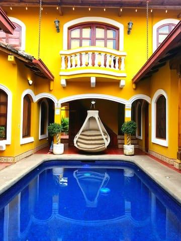 Casa del Agua, Family suite