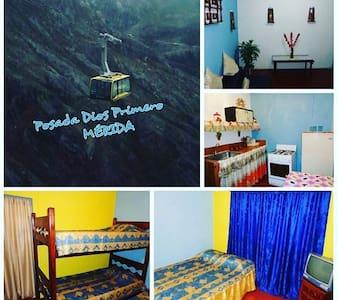 POSADA FAMILIAR DIOS PRIMERO - Mérida - Дом