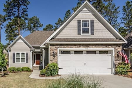 Beautiful New Home - Southern Pines - Haus