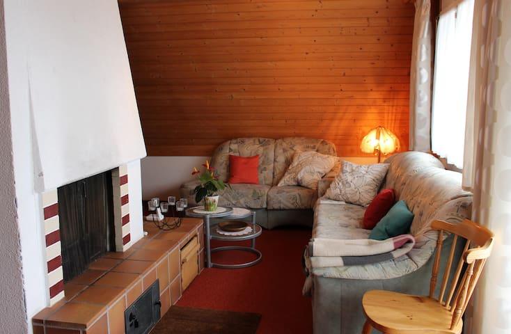 Chalet Spina, (Flumserberg Tannenheim), 4.5-room appartement bath/shower/balcony