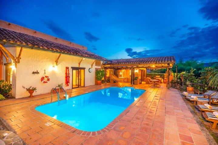 Fincas Panaca Grupo VIP, Villa Gregory con Jacuzzi