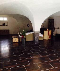 Chambre dans maison parc des ecrins - Oris en rattier - Huis