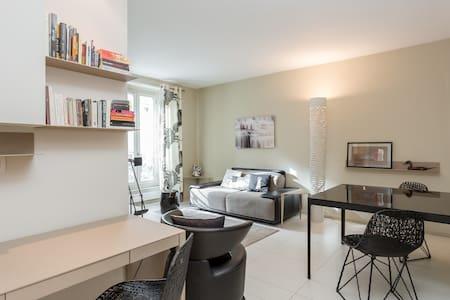 Stylish flat with perfect location - Paris - Apartment