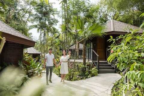 Deluxe Chalet nearby The River Kwai