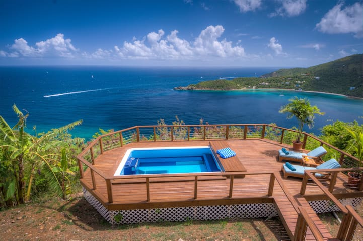 ❤️✨20% off @ Tranquil Whale Watch, 2 bed + pool✨❤️