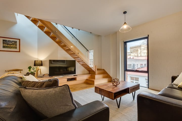 3 Bedroom Luxury Loft Penthouse