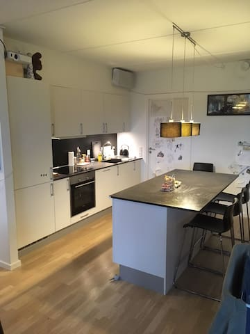 Room  with double bed, close to Amager beach