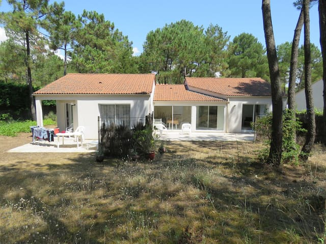 Twin apartments Beach and Forest - La Faute-sur-Mer - Pis