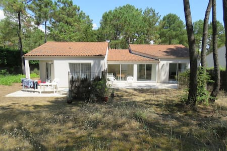 Twin apartments Beach and Forest - La Faute-sur-Mer