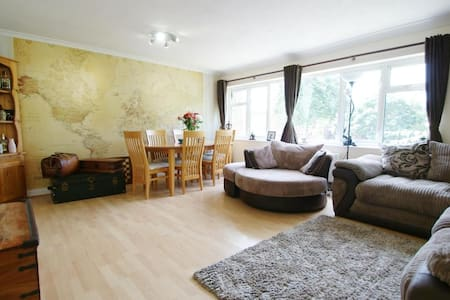 cosy apartment close to town - Royal Leamington Spa - Apartment
